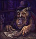 Owl Critic