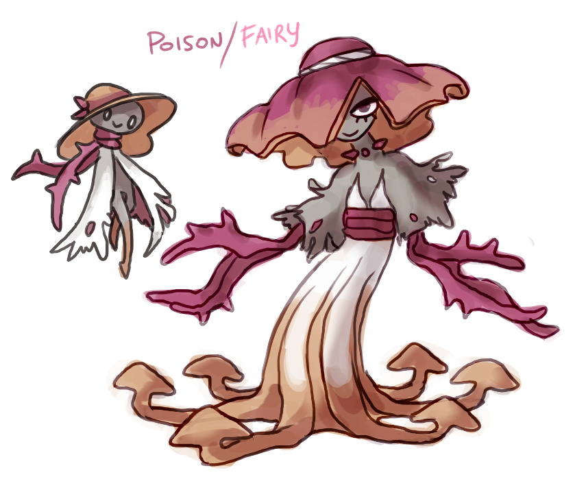 Fairy Ring Fakemon By Madody On Deviantart