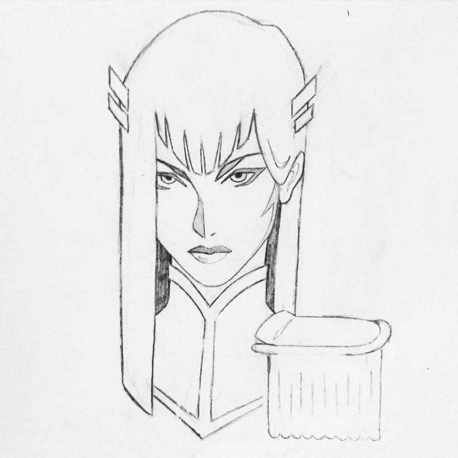Kill La 80s (Sketch) by JSRPhoenix