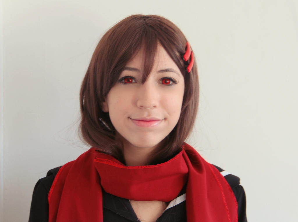 KP: Favoring Eyes by ryouism