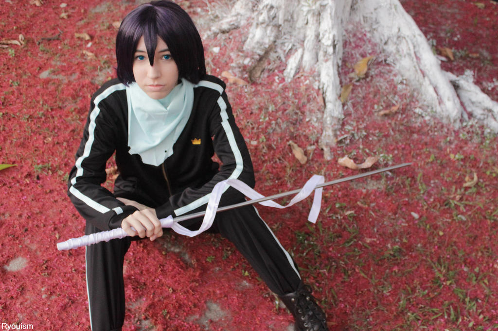 Noragami: God of Calamity by ryouism