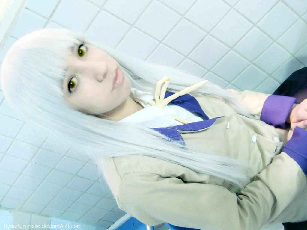 Angel Beats!: Kanade Tachibana by ryouism