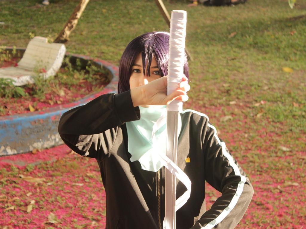 Noragami: Yato's shinki by ryouism