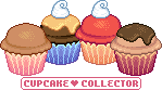 Cupcake Collector by sicara-deviant