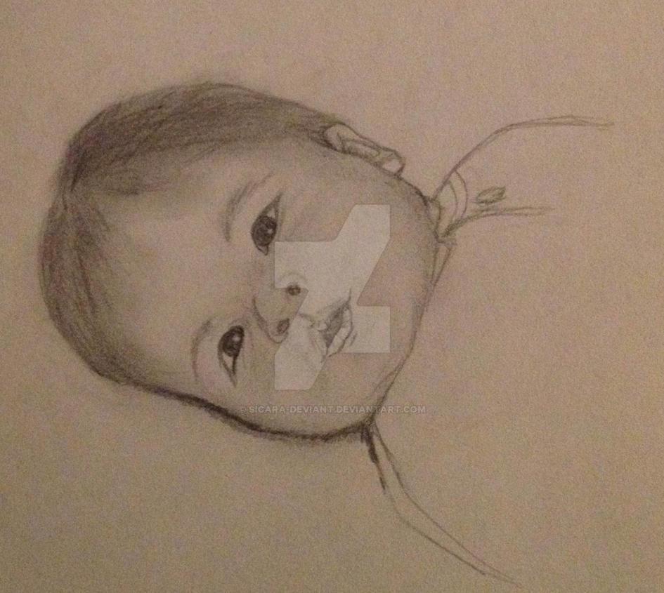 WIP Nephew Sketch by sicara-deviant