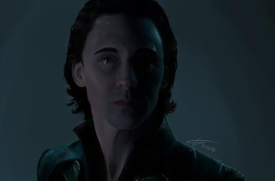 Loki - Jotunheim by xHowlingWolfx