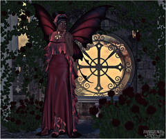 AprilFAE - Her Bloody Garden