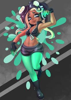 Marina ~ Splatoon 2