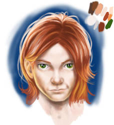 Young Kvothe WIP by Rascal-Sheep