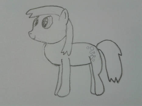 Derpy (from a man who cannot draw for EQD ATG)