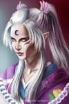 Lord Sesshoumaru's Mother