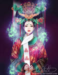 The Jade Phoenix Priestest