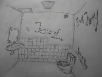 Jesus of Suburbia by PrinceAbyss