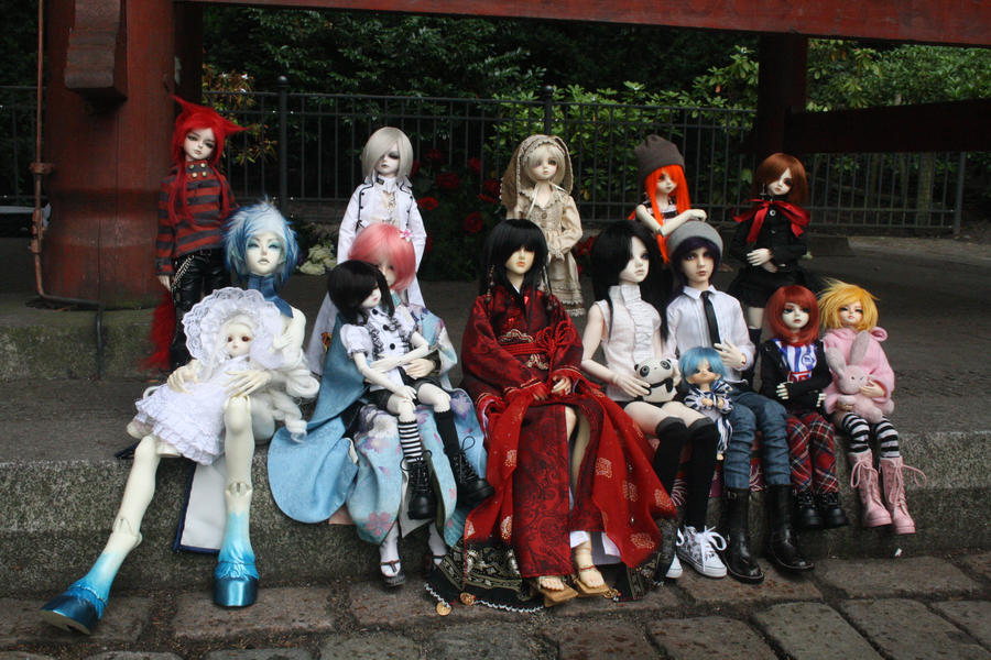 Best of Dollmeet Berlin 11 by Kaalii