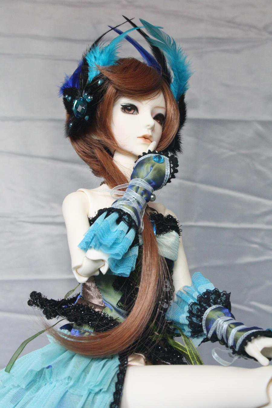 Selena Tsukiko by Kaalii