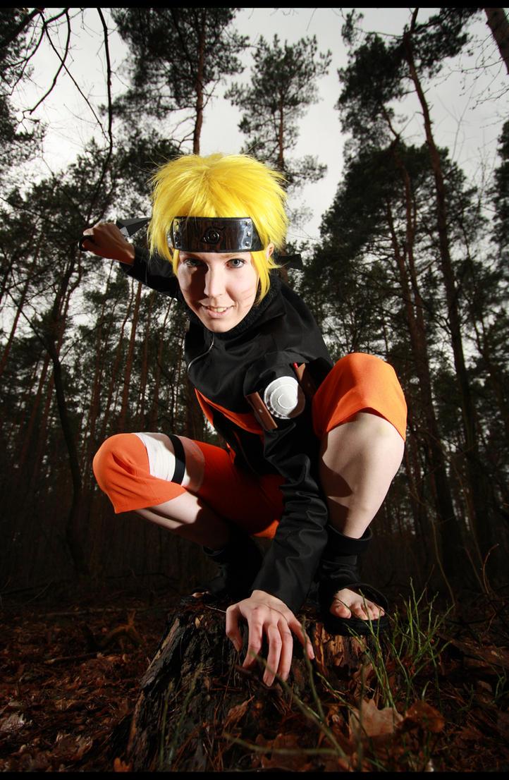 Naruto Uzumaki I by Kaalii