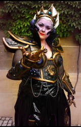 Ursula - Evil Queen of Atlantis II by Kaalii