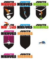 Logo - Judith Niehues by 3ric-Design
