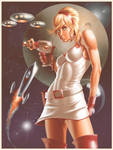 Space Girls of the Cosmos