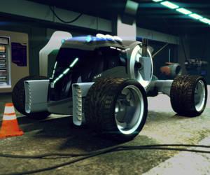 Garage by superhawkins