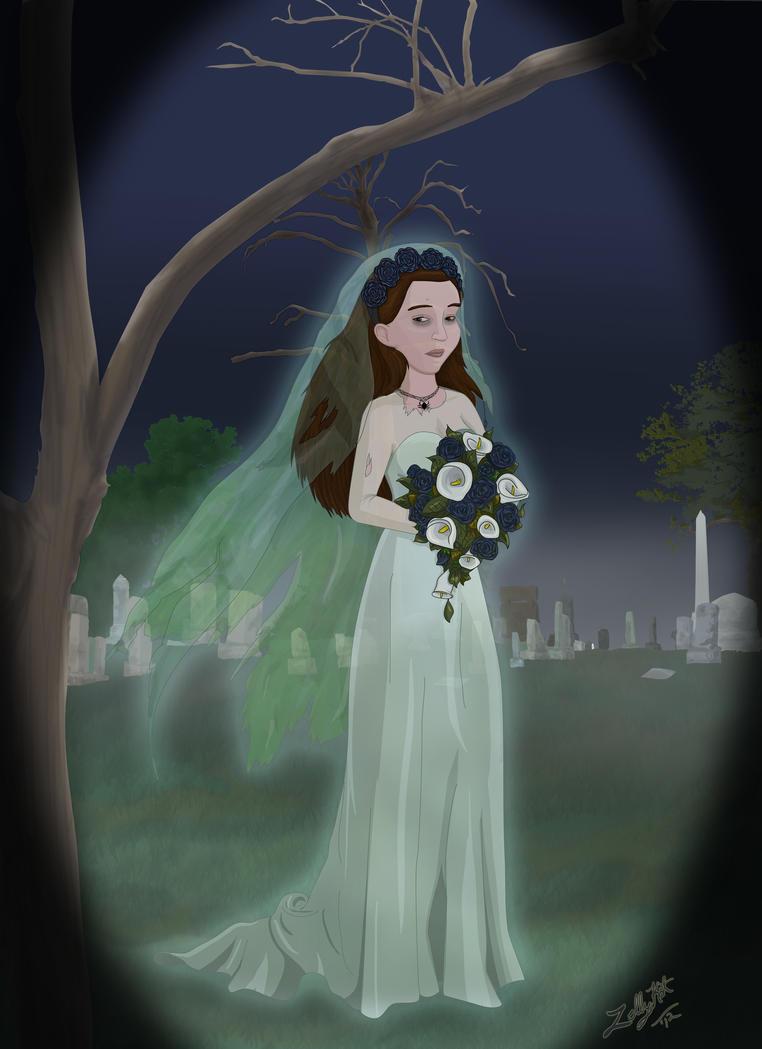 The Bride by ZellyKat