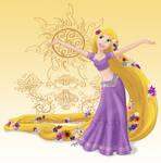 Disney Dancers: Rapunzel