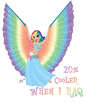 Equestrian Dancer: Rainbow Dash