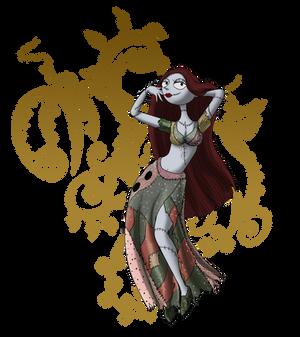 Sally Dancer