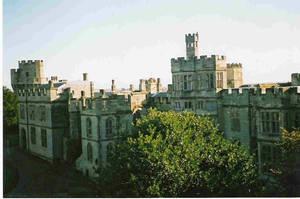 Warwick Castle by Cul2Lz