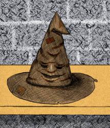 Sorting Hat by stacieyates