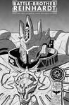 Battle-Brother Reinhardt of the Imperium