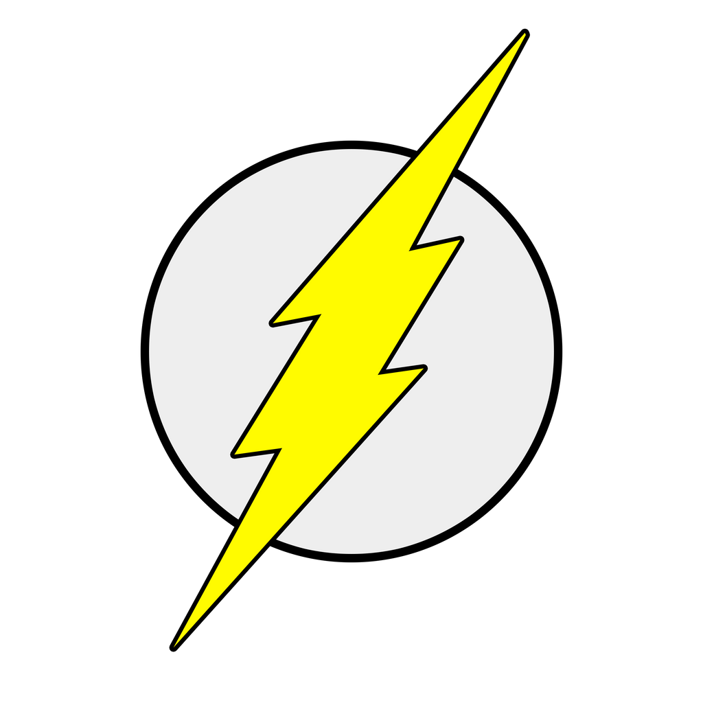 how to make reverse flash symbol