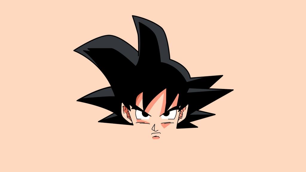 Goku - Dragon Ball Z NO LOGO by KomankK on DeviantArt