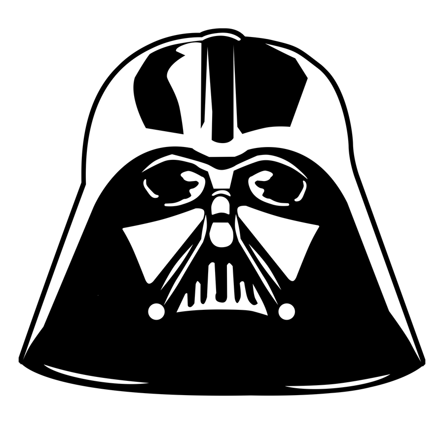 Star Wars Birthday Cake Candle Darth Vader