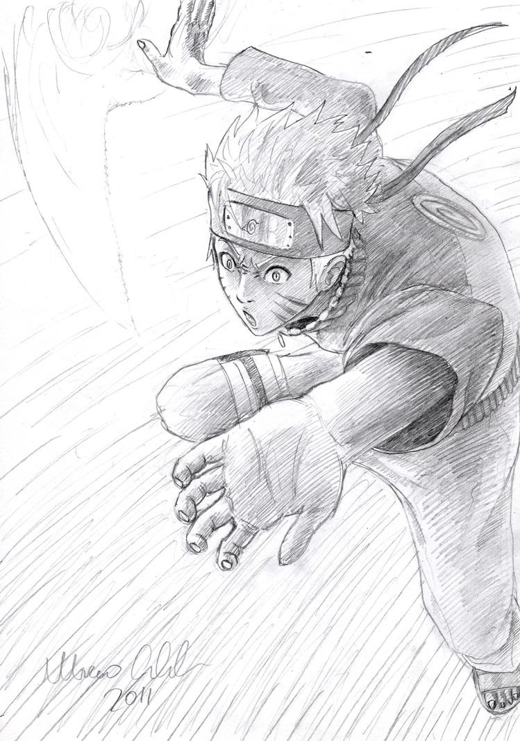 'Fuuton Rasen-shuriken' by Sciamano240
