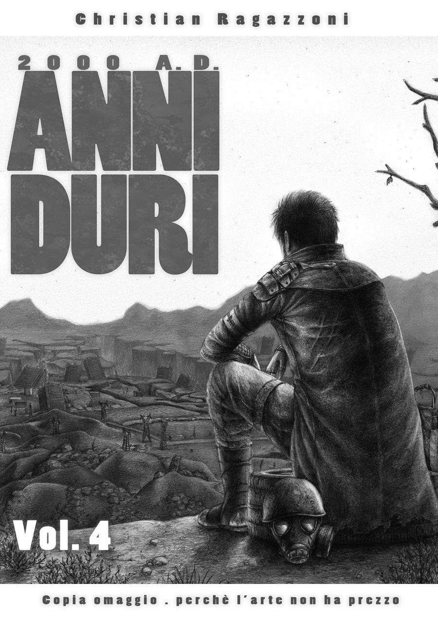 2000 Anni duri cover by Sciamano240