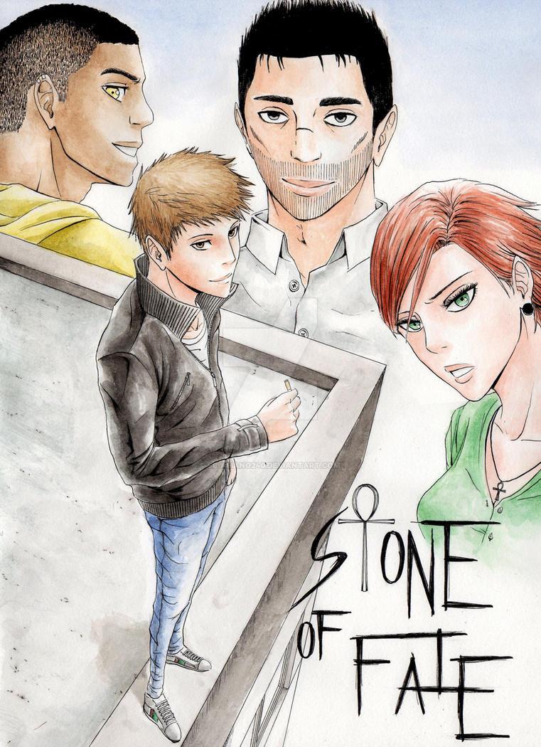 Stone of Fate by Sciamano240