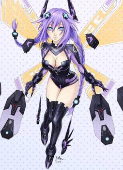 Purple Heart - Hyperdimension Neptunia