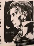 Vampire - Inktober 23