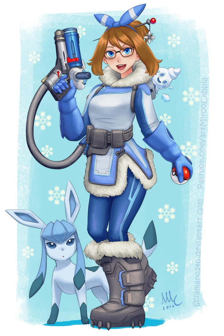 May dressed like Mei (giveaway) by Sciamano240