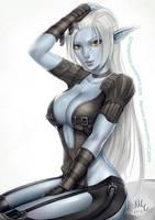 Dark Elf - Lineage 2