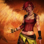 Lilith the Firehawk - Borderlands 2