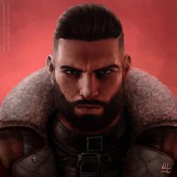 Maxson - Fallout 4 by Sciamano240