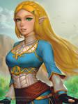 Zelda - BotW (Patreon reward)