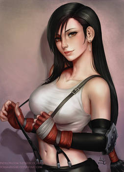 Tifa - Final Fantasy 7 (2 versions)