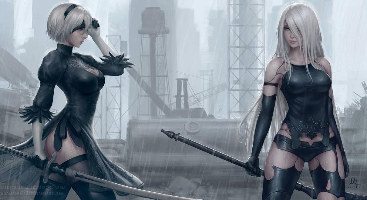 Девушки Из Игр Обои