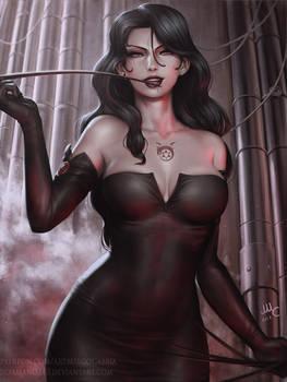 Lust - Fullmetal Alchemist (3v)