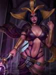 LeBlanc - League of Legends (3v)
