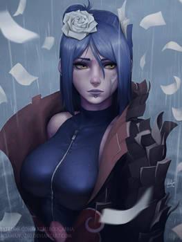 Konan - Naruto: Shippuden