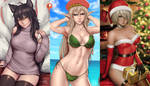 Patreon Preview - January
